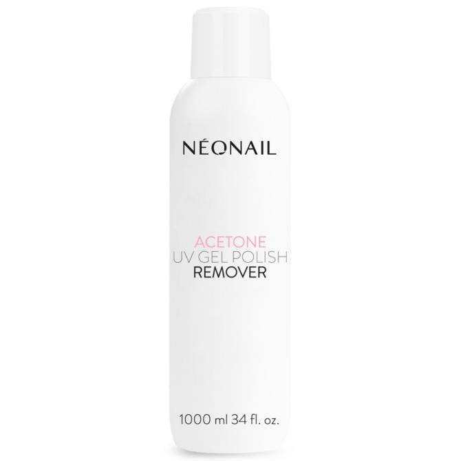 UV Gel Polish Remover NEONAIL  - acetone 1000 ml