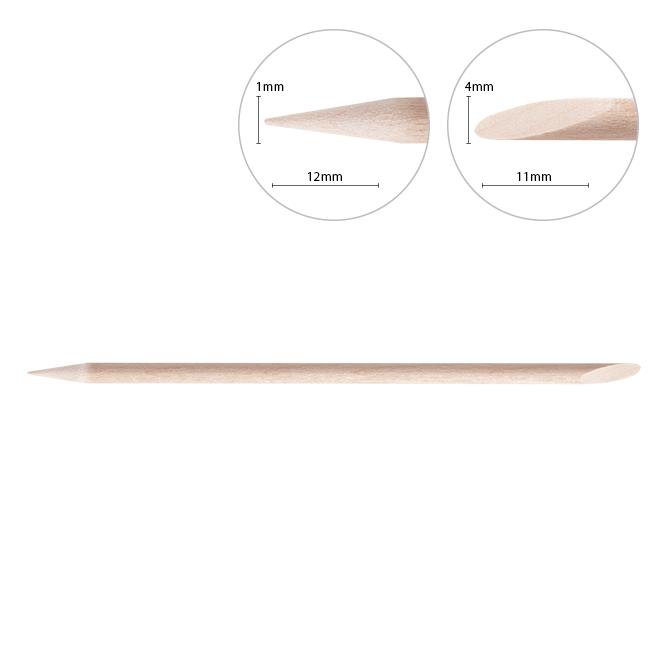Bastoncini di legno set di 10 pezzi