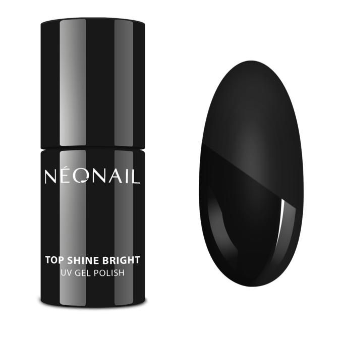 Smalto semipermanente 7,2 ml Top Shine Bright
