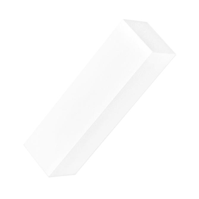 Mattoncino buffer bianco