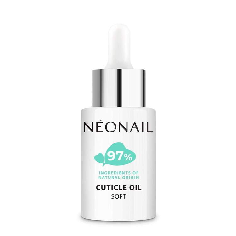 Olio per cuticole con pipetta 6,5 ml - Oil Soft