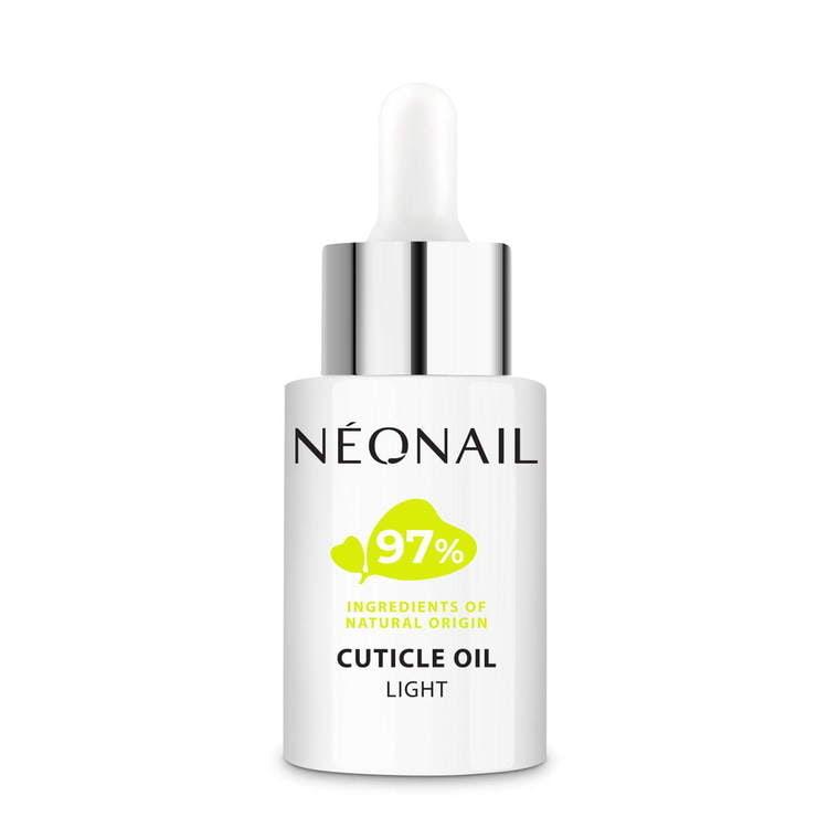 Olio per cuticole con pipetta 6,5 ml - Oil Light